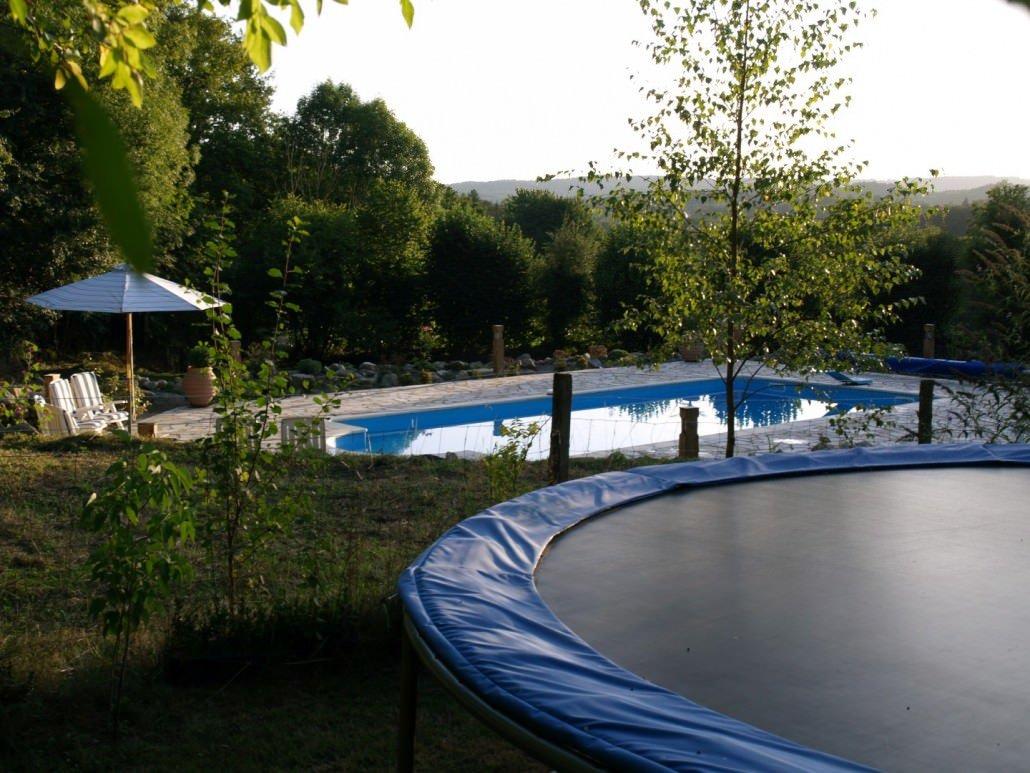 Zwembad villa felinas - Zwembad omgeving ...